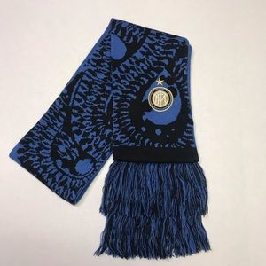 Nike Inter Milan Scarf (White Blue)